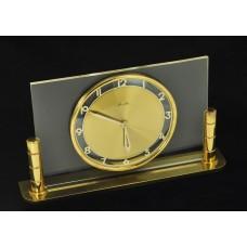 Настольные часы Mauthe завод 8 дней Германия