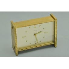 Настольные часы будильник Mauthe Германия