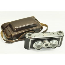 Фотоаппарат ILOCA stereo Германия 1950 гг