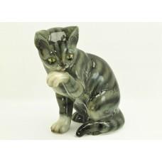 КОШКА керамика Goebel Германия 26 cм