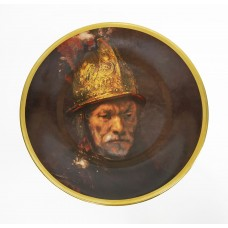 Настенная ТАРЕЛКА по картине Рембрандта фарфор