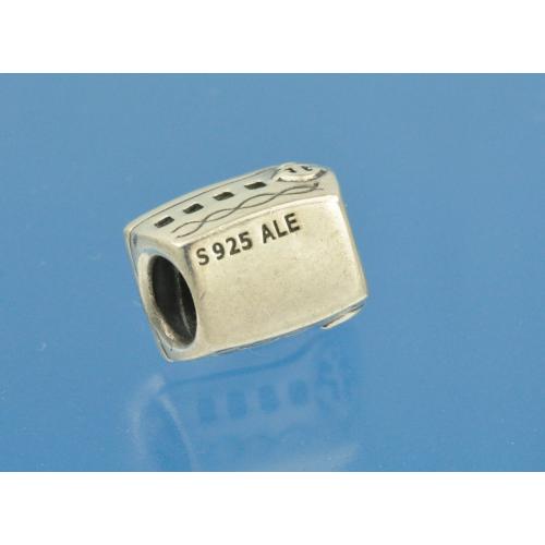 ПОДВЕСКА шарм для браслета Pandora серебро 925