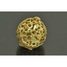 КЛИП для жемчужного колье золото 585 пробы