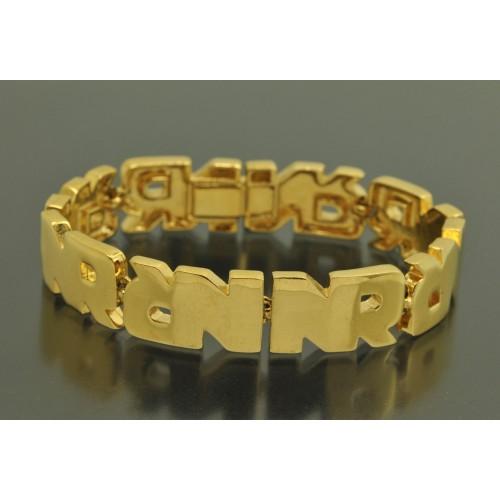 БРАСЛЕТ Nina Ricci Логотип NR