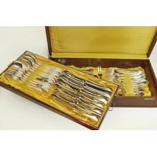 43 предмета Столовое серебро 800 пробы Германия