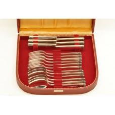 18 предметов Столовое серебро 800 пробы Германия